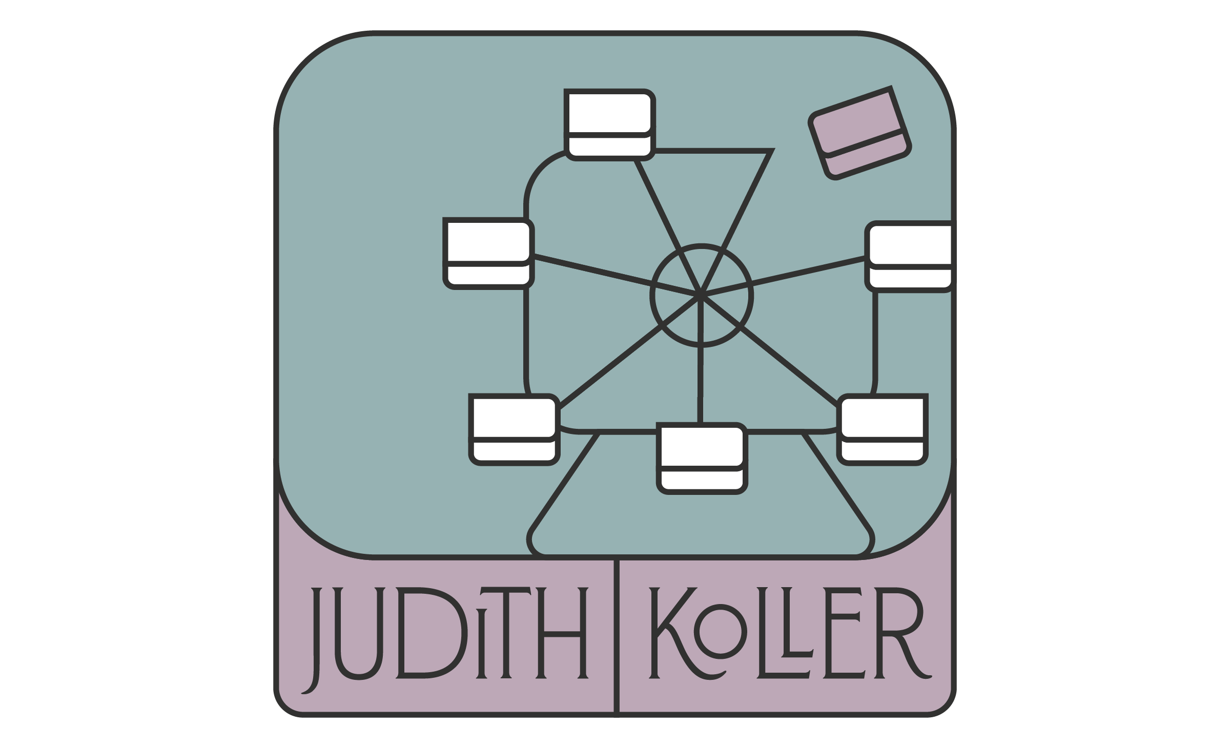 Logo Judith Koller I graphit-d