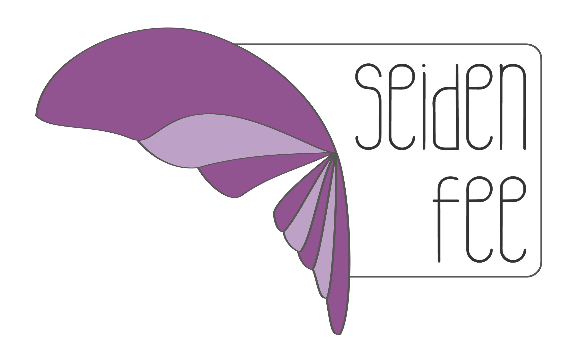 Logo Seidenfee I graphit-d