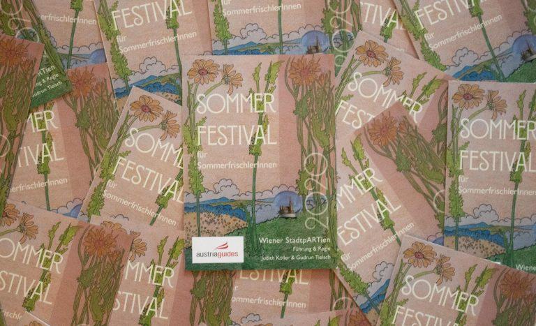 graphit-d I StadtpARTie I Sommerfestival 2020 I Folder